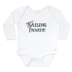 Sailing Fanatic Long Sleeve Infant Bodysuit