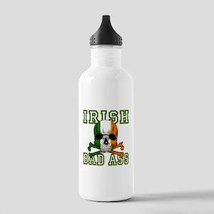 Irish Bad Ass Stainless Water Bottle 1.0L