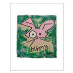 Bunny Small Poster