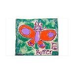 butterfly 38.5 x 24.5 Wall Peel
