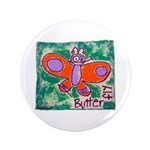 """butterfly 3.5"""" Button (100 pack)"""