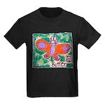 butterfly Kids Dark T-Shirt