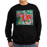 butterfly Sweatshirt (dark)