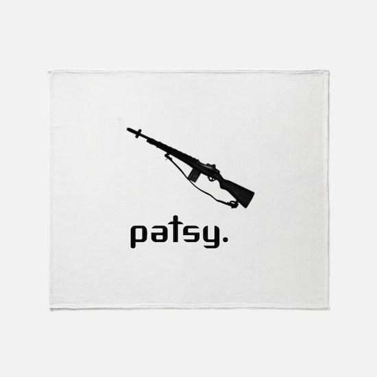 Patsy Throw Blanket