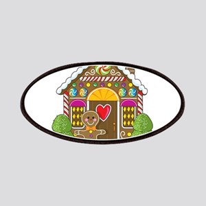 Gingerbread House Patches