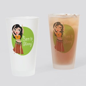 Born to Shimmy! Pint Glass