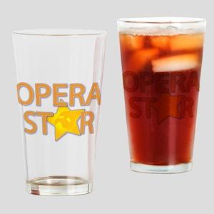 Opera STAR Pint Glass