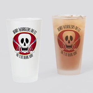 Boro Workers Do It...... Pint Glass