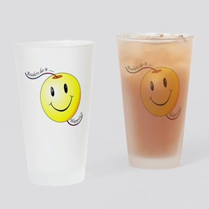 Beaders Do It Happily Pint Glass