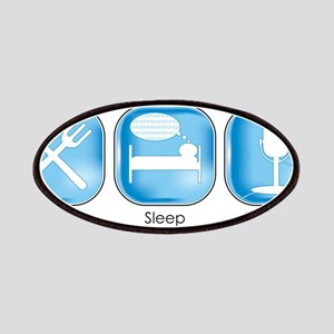 Eat Sleep PODCAST Patches