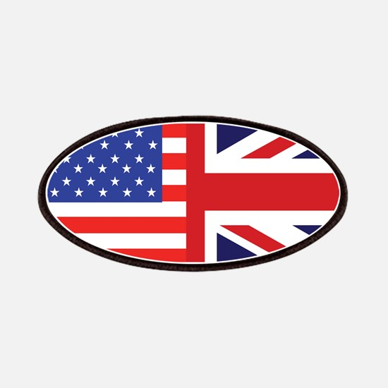 USA/Britain Patches