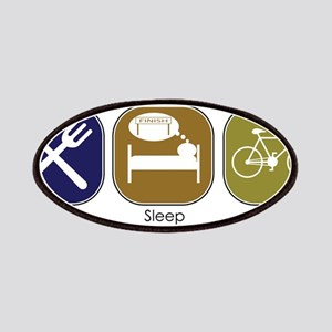 Eat Sleep Ride Patches
