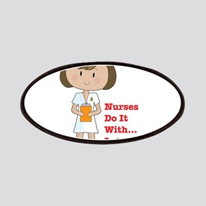Doctors Do It.... Patches