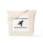 Incase of Emergency Tote Bag