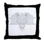 EFMB Throw Pillow