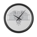 EFMB Large Wall Clock