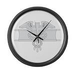 EFMB Large Wall Clock