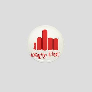 Angry Bird Mini Button