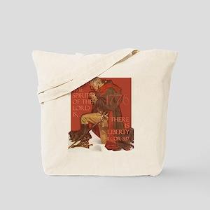 Washington- Liberty and the S Tote Bag