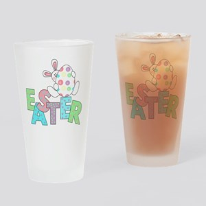 Bunny With Easter Egg Pint Glass