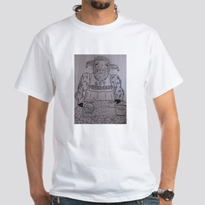 Got Frybread? White T-Shirt