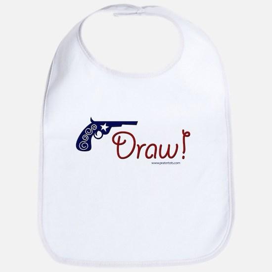 Draw! Bib