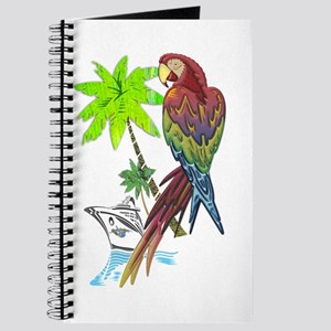 Parrot Tropical Cruise Journal