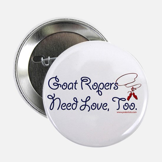 """Goat Ropers 2.25"""" Button"""