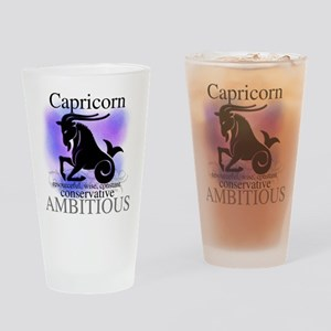 Capricorn the Goat Pint Glass