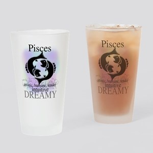 Pisces the Fish Pint Glass
