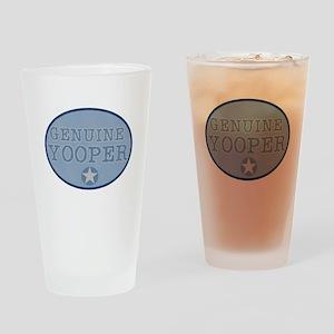 Genuine Yooper Pint Glass