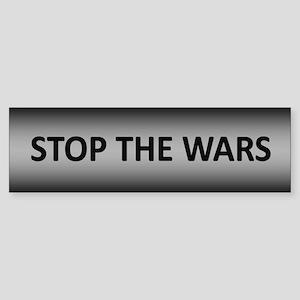 Anti War Sticker (Bumper)