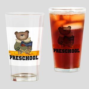 Bear Preschool Pint Glass