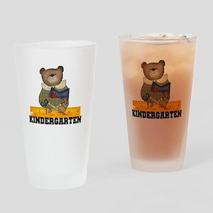 Bear Kindergarten Pint Glass