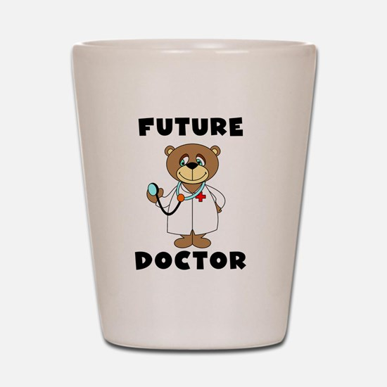 Future Doctor Shot Glass