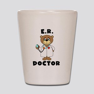 ER Doctor Shot Glass