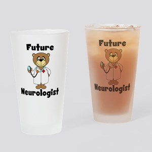 Future Neurologist Pint Glass