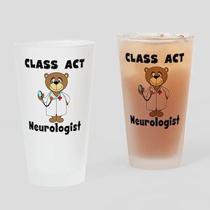 Class Act Neurologist Pint Glass