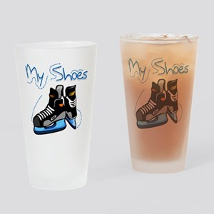 Skates My Shoes Pint Glass