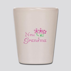 New Grandma Shot Glass