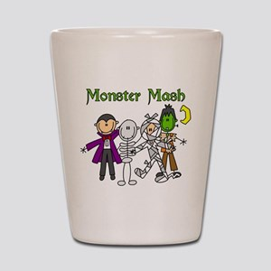 Monster Mash Shot Glass