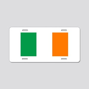 Irish Pride Aluminum License Plate