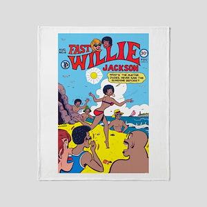 FastWillie Jackson #6 Beach Blanket