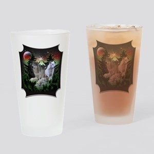 Northern Wolves Pint Glass