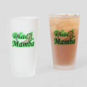 Black Mamba Pint Glass
