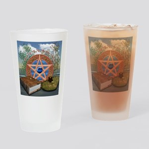 Blessed Be Pint Glass