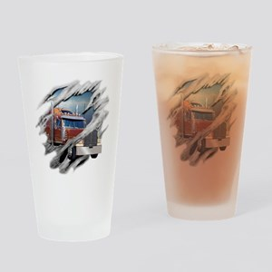 Torn Trucker Pint Glass