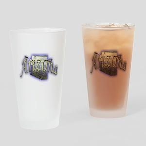 Arizona Pint Glass