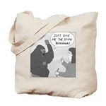 Gorilla Sign Language (no text) Tote Bag
