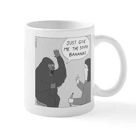 Gorilla Sign Language (no text) Mug